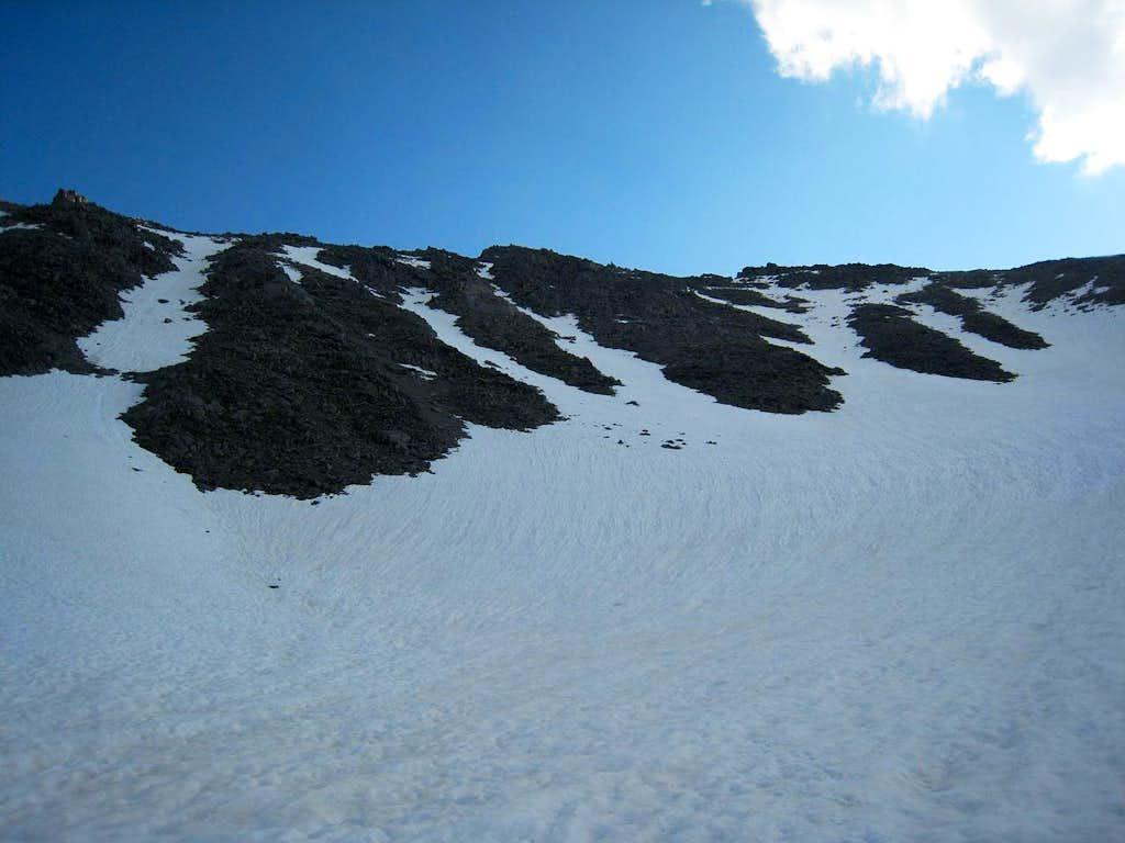 N Ridge of UTM722049