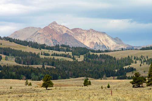 yellowstone gallatin skyline   trip reports   summitpost