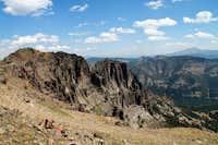 Top of Bighorn Peak