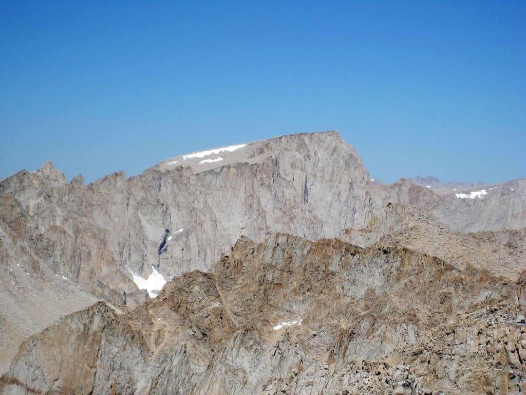 Mt. Whitney from Summit