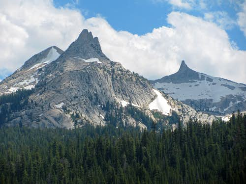Unicorn Peak & Cockscomb Peak