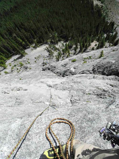 Valley View, 5.9, 6 Pitches