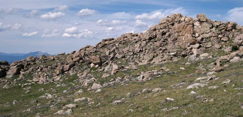 Ridge Outcrops