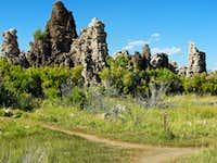 Tufa Trail