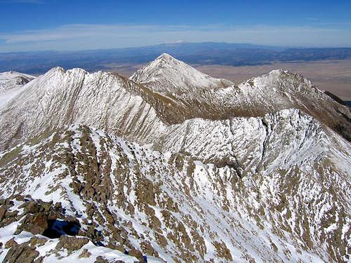 Horn Peak Group