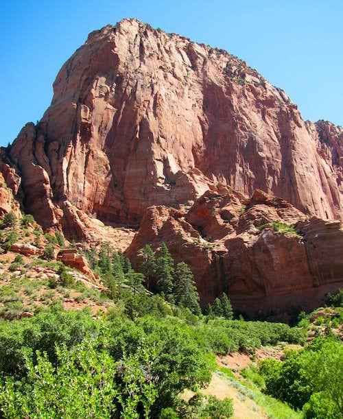 Kolob cliffs