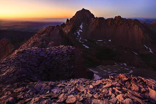 Sneffels From Gilpin Peak