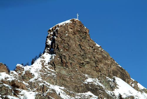 Starting from Prailles Alp Entire Crossing to final tower