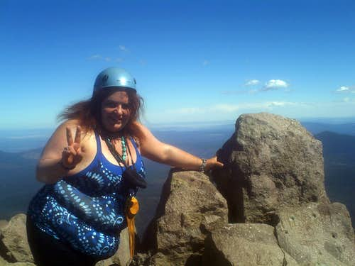Find Myself, Healing and Passion on Beautiful Mt. Lassen