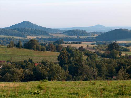 Góry Kaczawskie