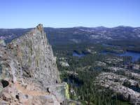 Devils peak, CA