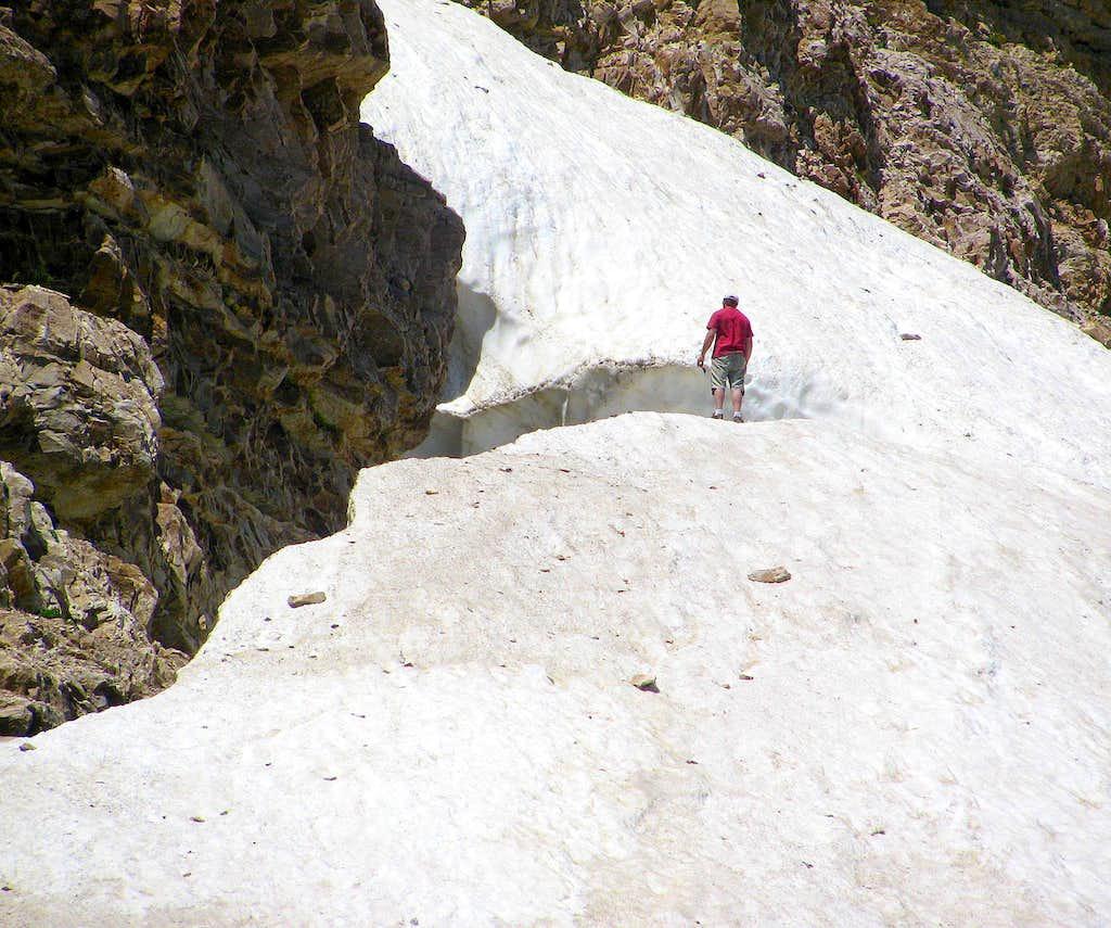 Big Snow for Utah ?