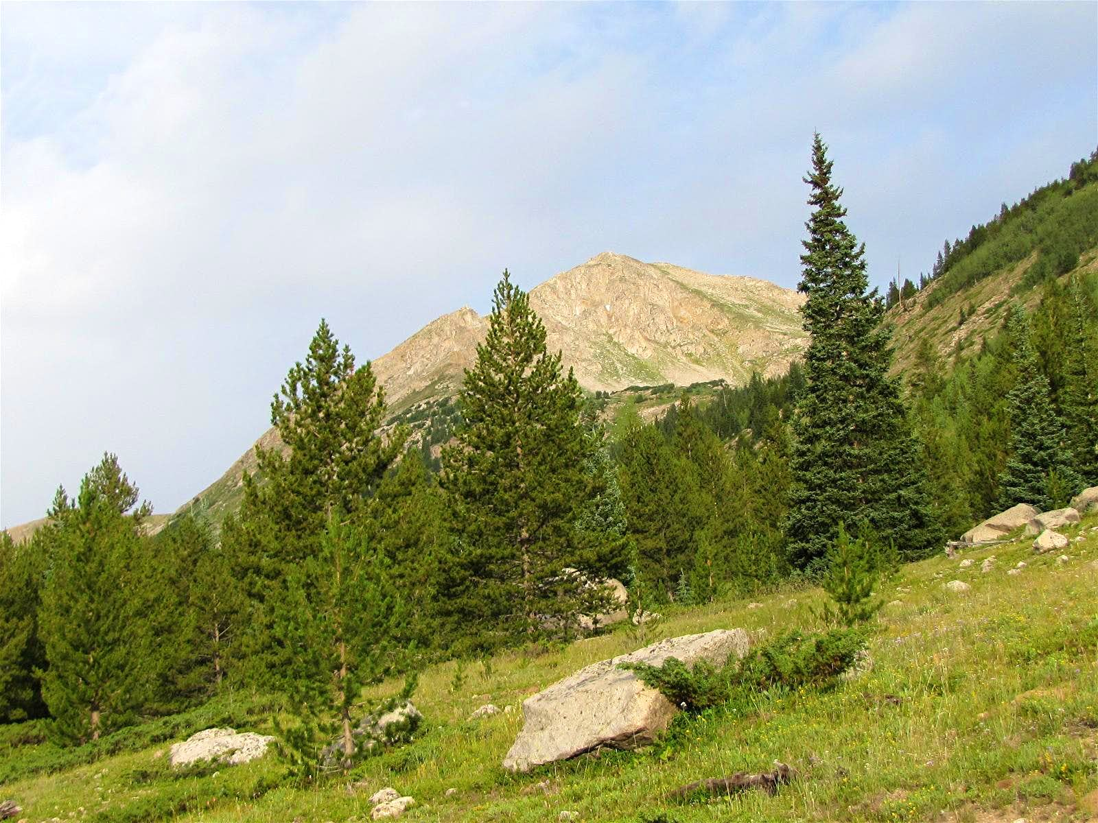 Sheep Rock Mountain (Peak 13255 ft)