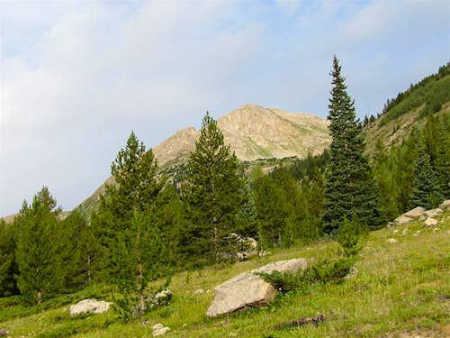 Sheep Rock Mountain (Peak 13255 ft)