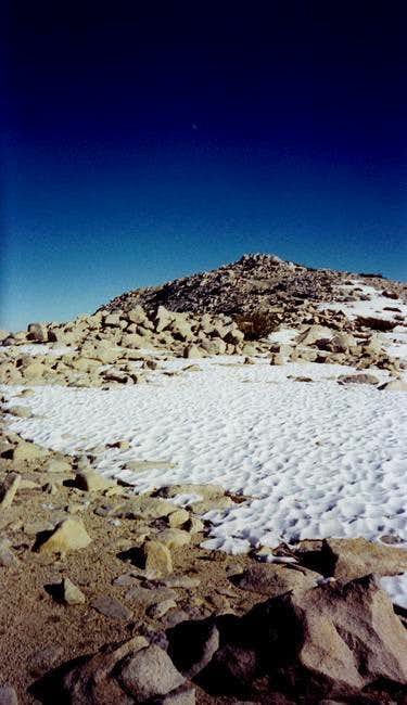 San Gorgonio Summit, Jan. 3,...