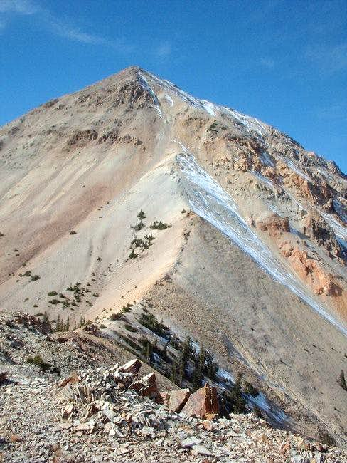 Summit of Baldy as seen from...