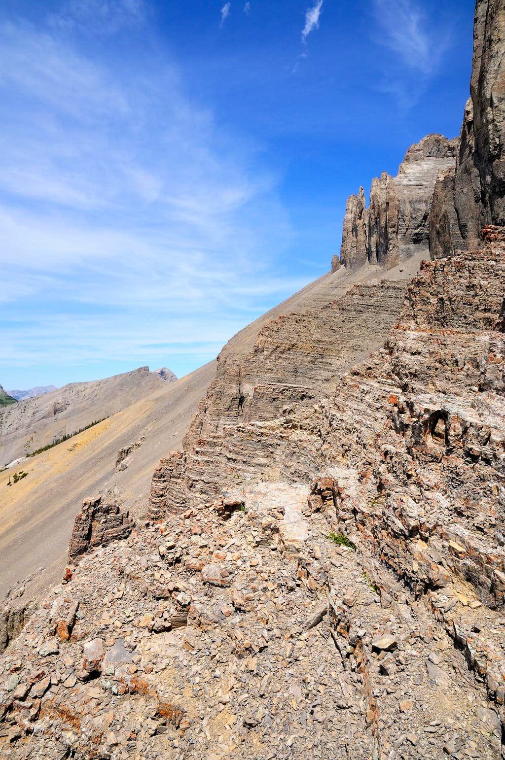 Ear Mountain SW Shoulder