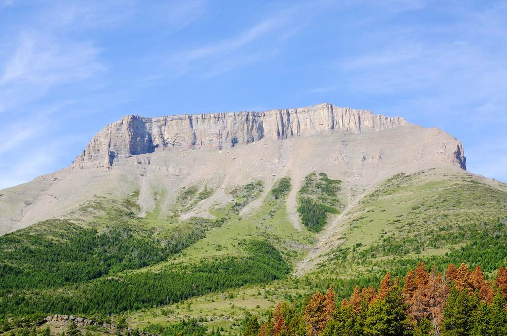 Ear Mountain East Face