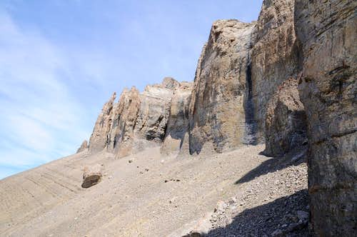 Ear Mountain West Face