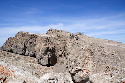 Summit of Ear Mountain