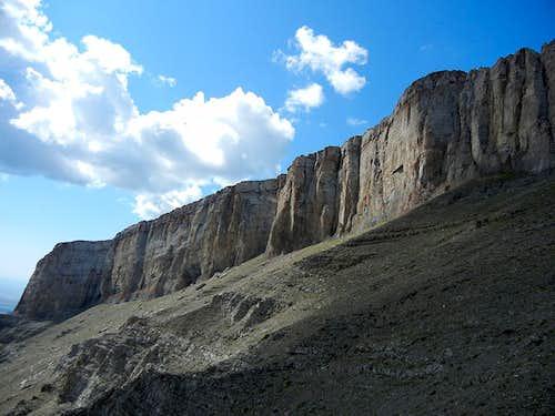 Ear Mountain NE Shoulder