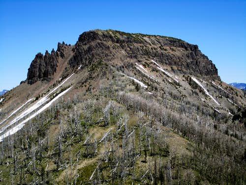 Silvertip Peak
