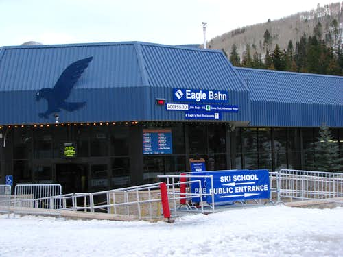 Eagle Bahn base station