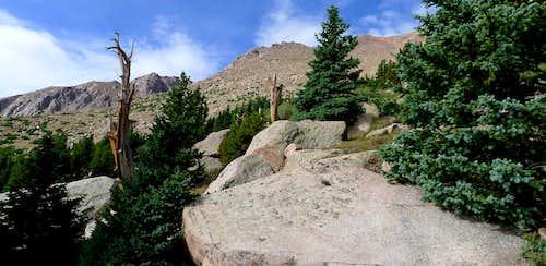 Pikes via SE Ridge: 12 Months, 12 Routes