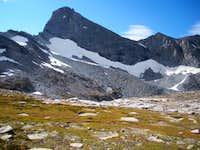 view of Goat Peak
