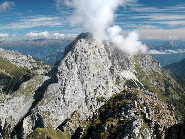 Carnic Alps Main Ridge (West)
