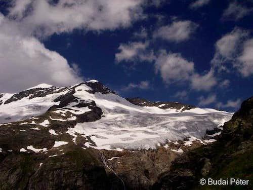 Simony peaks