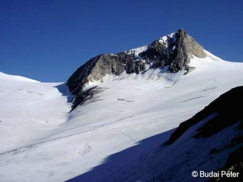 South view of Rainerhorn