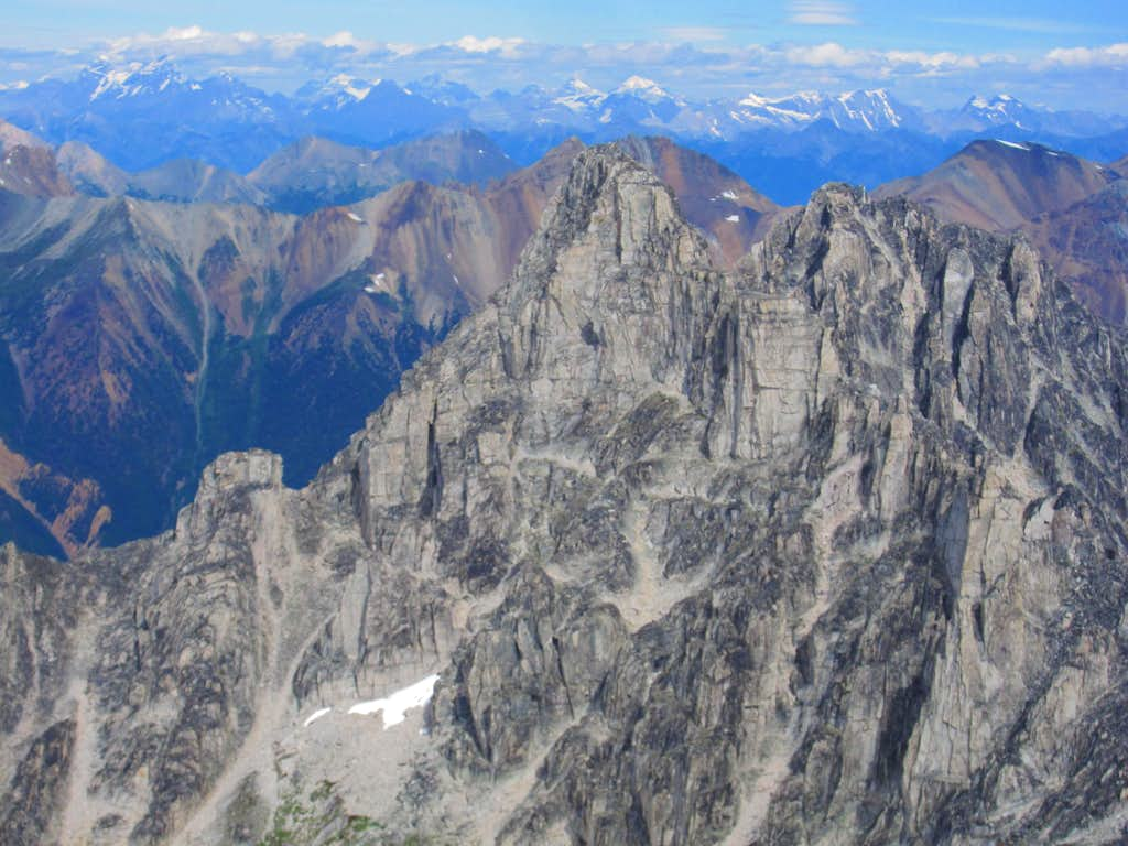 Rockies view