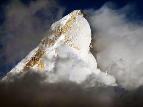 Khan Tengri - 7010 m