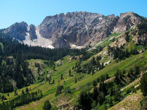 Deseret Peak oasis