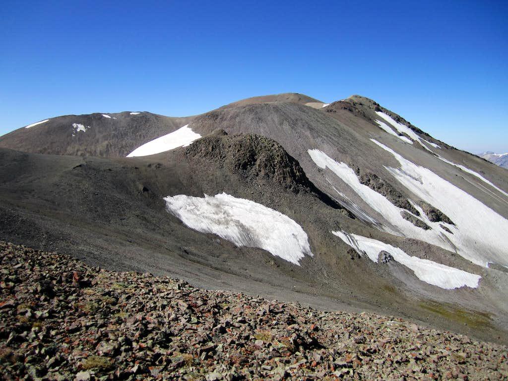 Final slopes