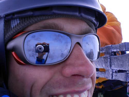 Me on Nadelhorn summit.