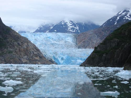 South Sawyer Glacier