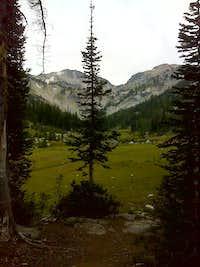 Copper Creek Basin