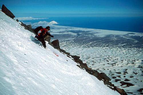 Petr Novak ski from Kozelskij...
