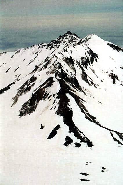 Mountain range of Kozelskij...