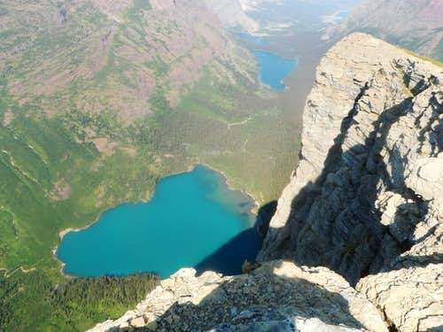 Lower Grinnel Lake