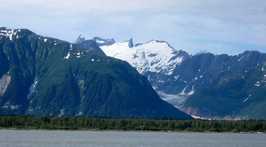 Twin Glacier Peaks