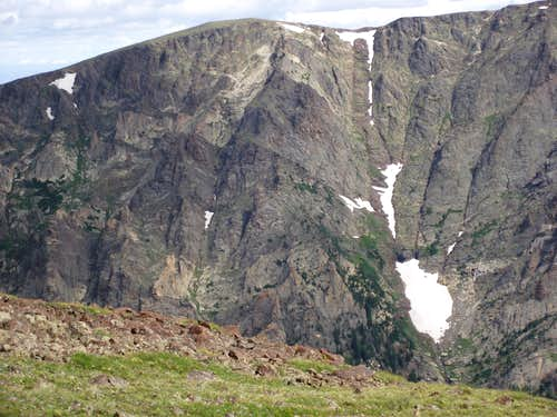 South Face of Mount Chapin