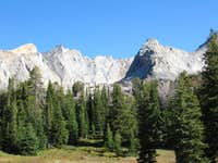The Pioneer Mountains