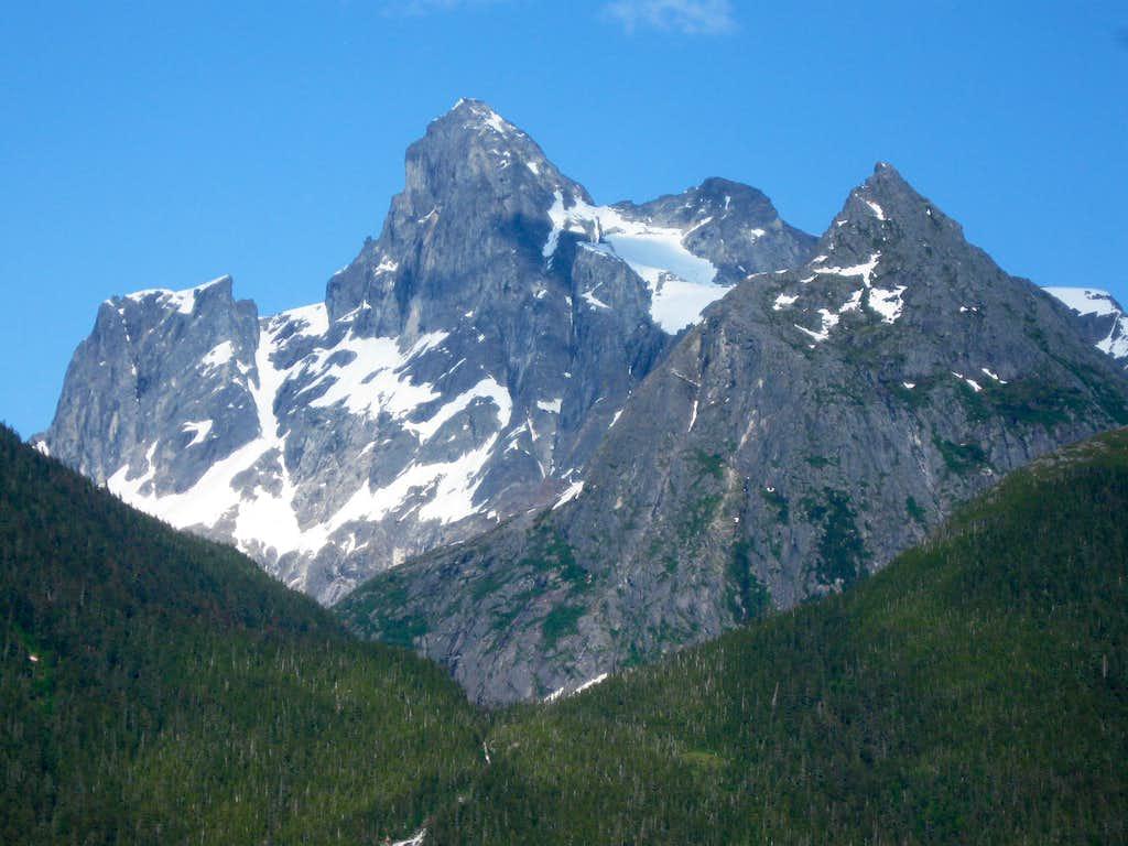 Spectacular Peaks
