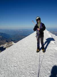 Darren on the Summit