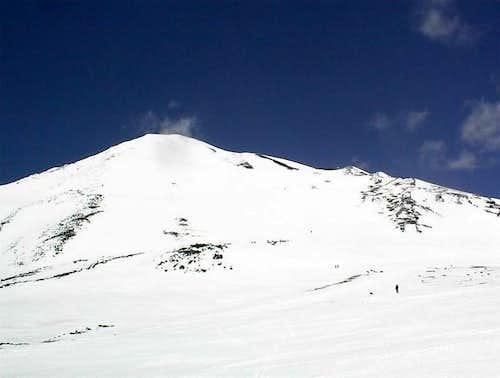 Pikers Peak as seen after my...