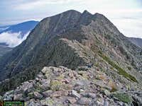 Knife Edge, Chmimney Peak et...