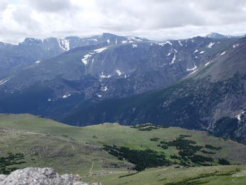 Ute Trail Below